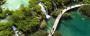 tour national park plitvice lakes